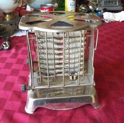"""Antique """"turnover Toaster""""  Westinghouse Electric & Mfg. Co. East Pittsburg, Pa"""
