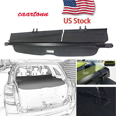 Interior Trunk Updated Version Cargo Cover Shade For 2010-2016 Chevrolet Equinox