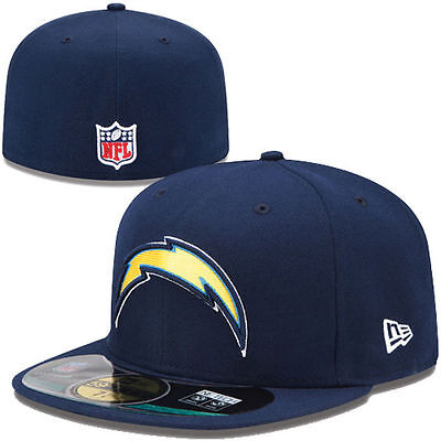 picked up excellent quality cheapest price NEW ERA NFL Los Angeles Chargers On Field Sideline 59Fifty Fitted ...