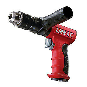 "Aircat 1/2"" Reversible Composite Pneumatic Air Drill 4450"
