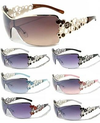 New DG Eyewear Women's Ladies Girls Classic Sunglasses Designer Fashion Shades