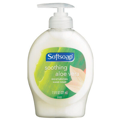 Soft as Soap hand Wash Soothing Aloe Vera 221ml
