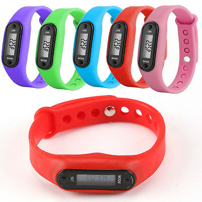 Kids Activity Tracker Pedometer Child Fitness Band Step Counter Smart FIT Watch