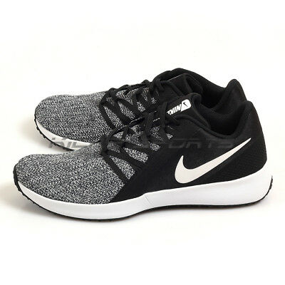 huge selection of 30081 5f2b5 Nike Varsity Compete Trainer Black White Cross Training Shoes 2018  AA7064-001