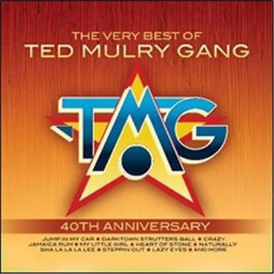 Ted Mulry Gang The Very Best Cd New