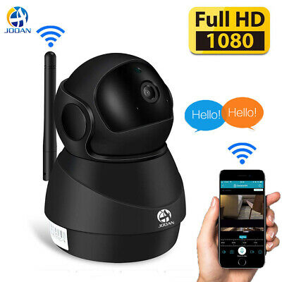 JOOAN Wireless WiFi 1080P Security IP Camera Pan Tilt Home Night Vision Webcam