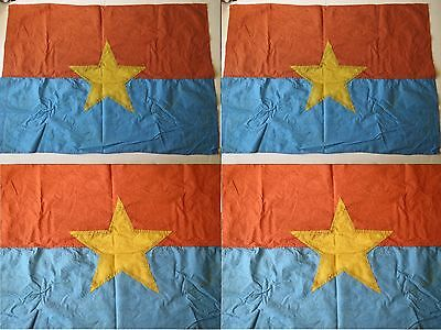 one flag ,  NATIONAL LIBERATION FRONT , VIETCONG'S ,  the VCI   ,  VC FLAG , NAM