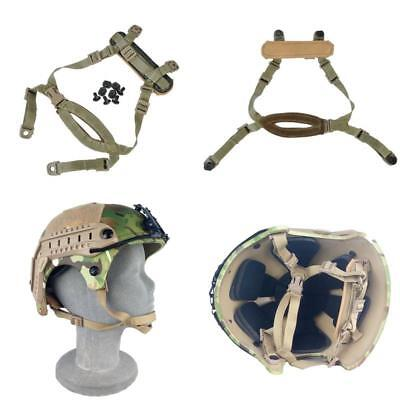 Helmet Chin Strap Tactical Military Helmets Replacement Set Bolt Screw Tax Free