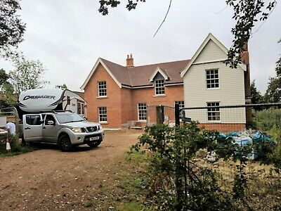 self build renovation  Temporary Accommodation  live on-site while building