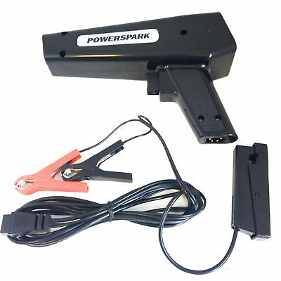 Powerspark TL300 Professional Digital Ignition Strobe Hi-Beam Timing Light 12V