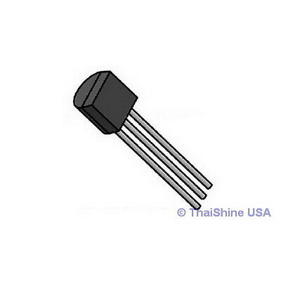 50 x 2N5551 Transistor NPN 160 Volts 600 mA TO-92 - USA SELLER - Free Shipping