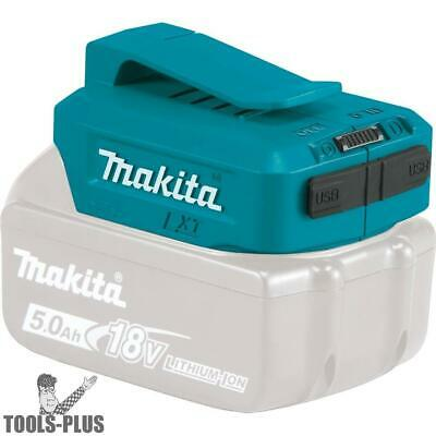 Makita ADP05 18V LXT Li-Ion Cordless Power Source, Power Source Only New