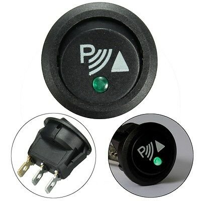 Interruttore On/off 12V 20A Sensori Di Parcheggio Pulsante Switch Parking Sensor