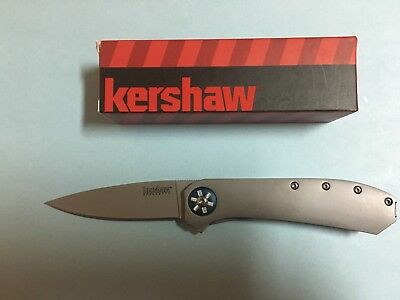 Kershaw Amplitude 3.25 pocket knife Assisted Opener knives Rexford 3871