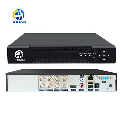 JOOAN 8CH 1080N XVR Video Recorder Security System HDCVI/AHD/TVI/CVBS/IP Camera
