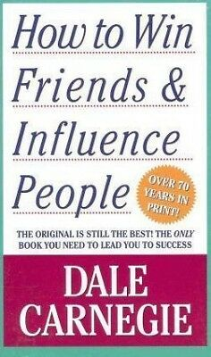 BRAND NEW: How to Win Friends and Influence People by Dale Carnegie (Paperback)