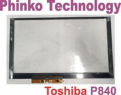 """14"""" Touch Screen Digitizer front Glass Touch Panel for TOSHIBA Satellite P840"""