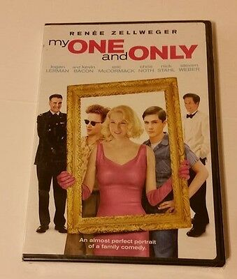 My One and Only Renee Zellweger, Kevin Bacon Chris Noth FACTORY SEALED FREE SHIP