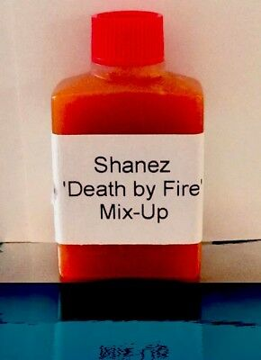 Carolina Reaper~Mix-UP Sale 15ml Shanez 'DBF'(Hot Sauce)Chilli ~