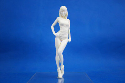 Resin Kit 300 1/12 Asian beautiful girl