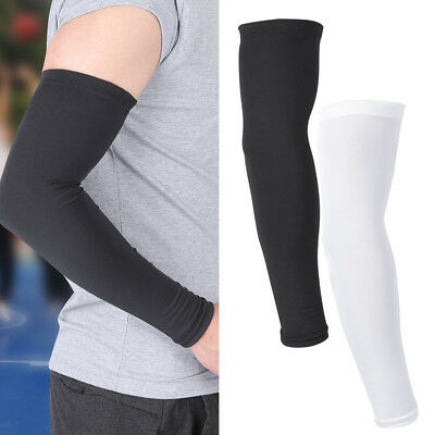 1PC Lycra Adults Elastic Sun Protection Arm Sleeve Arms Cover for Outdoor Sports