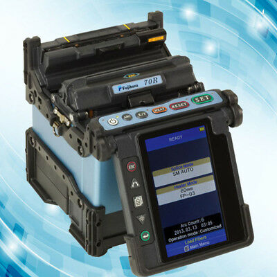 FSM-70R Ribbon Fusion Splicer Optic Fiber Cleaver