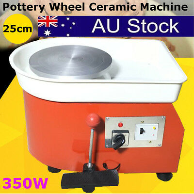 350W Pottery Wheel Pottery Machine For Ceramic Work Ceramics Clay Foot Pedal Art