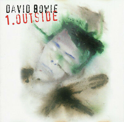 CD David Bowie 1. Outside Columbia ‎– COL 511934 2 eu 2004