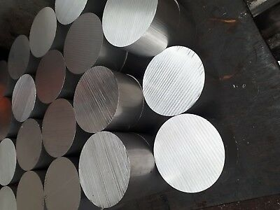 """Stainless steel round bar 17/4 PH 6"""" Dia - other sizes & cutting available"""