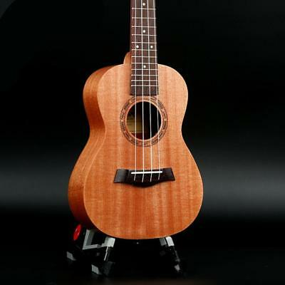Ukulele Wood Hawaiian Four Stringed Guitar caoba madera ukelele