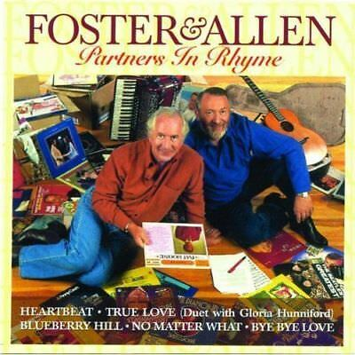 Foster & Allen - Partners in Rhyme Cd Brand New & Factory Sealed
