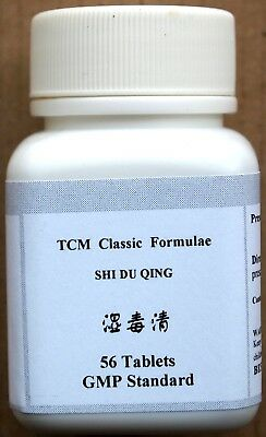Shi Du Qing Tablets,Clearing Heat Damp Toxins,For Eczema Acne Psoriasis