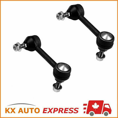 2X Rear Stabilizer Sway Bar Link Kit for 08-17 Honda Accord & 09-14 Acura TL TSX