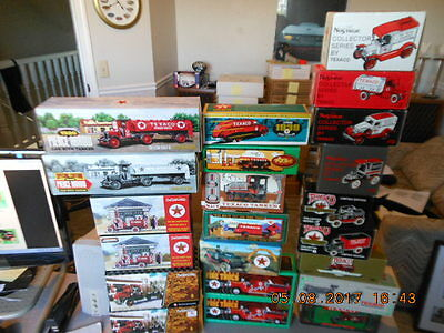 Complete Ertle Texaco Truck Collection (1984-2013)