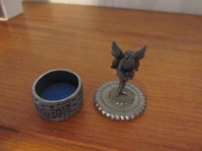 Torino Pewter Tooth Fairy Box - NEW