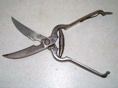 Vintage/Antique Surgical Tool Rib Cutters Clover Brand WH. Morely & Sons Germany
