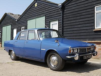 Rover P6 3500 - Series 1 Car - 45K - Miles Huge Recent Expenditure !!