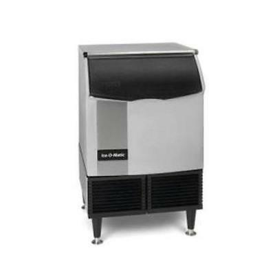Ice-O-Matic - ICEU150FW Water Cooled 174 Lb Undercounter Ice Machine - Full Cube