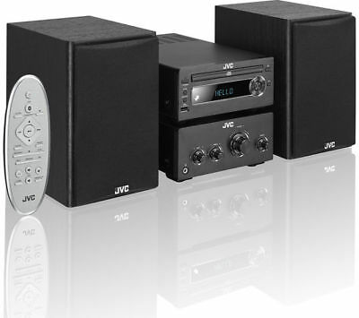 JVC UX-D750 Wireless 100W Traditional DAB Hi-Fi System CD, Bluetooth, NFC & USB