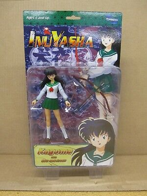 Inuyasha Kagome Figure - TOYNAMI Sealed & Unopened From Fresh Case