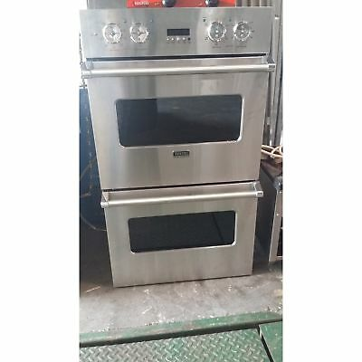 "Viking- Used-30"" Double Stack Convection Oven-Vk-Ved01302Ss-112216-U"
