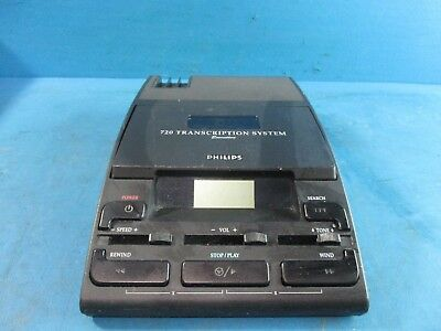 Philips 720 Transcription System - USED