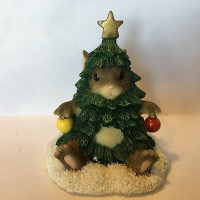 """Vintage - FITZ AND FLOYD CHARMING TAILS, """"OH MACKENZIE TREE"""" ITEM 87/213"""