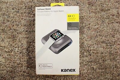 Kanbx GoPower Watch-Portable Battery for Apple Watch Brand NEW