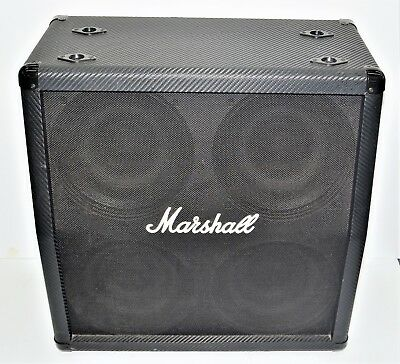 """Marshall Speaker Amplifier Guitar Cab Angled MG412ACF 4x12"""" 120w  #777618"""