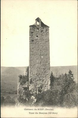 10822623 Scey-Maisieres Scey-Maisieres ? Chateau Scey Doubs Tour Donjon * Scey-M