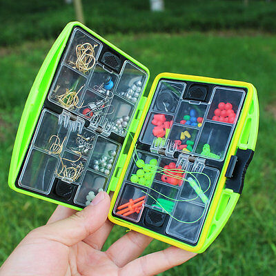 Fishing Tools  Accessories Hook Swivels Connector Connectors Fishing Tackle Box