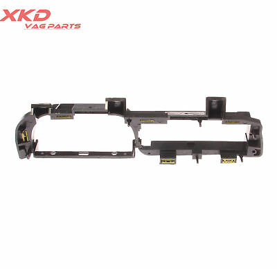 OE Black Driver Side Door Window Control Panel Braket For VW Jetta Golf Bora
