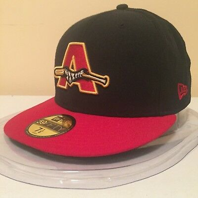 """ABL Adelaide Bite 7 1/8"""" (56.8 cm) 59FIFTY 2017 On Field Fitted Cap by New Era"""