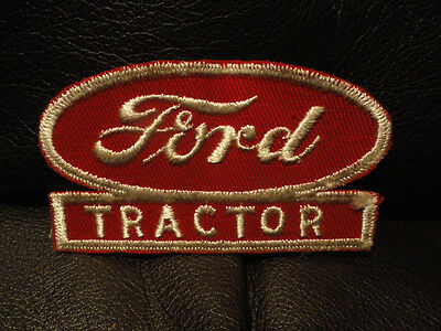 Ford Tractor Patch - Vintage - New - Original